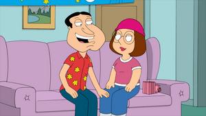 Quagmire Hits on Meg