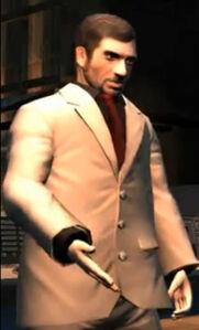 Roman's Kidnapper GTA IV