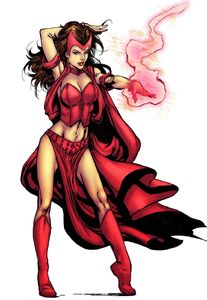 Sexy Scarlet Witch