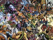 Sinister War Vol 1 1 Mark Bagley Wraparound Variant