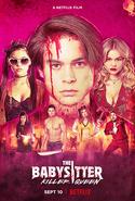 The Babysitter Killer Queen poster