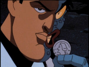 Two-Face (DC Animated Universe) 01