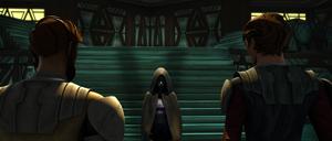 Ventress Kenobi Skywalker cloak