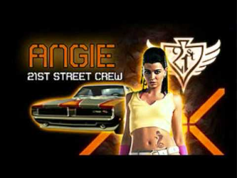 Angie (Need For Speed)