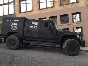Crows Armored Cars