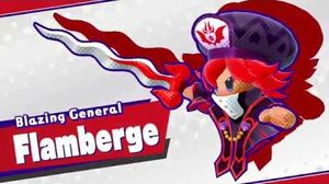 Kirby Star Allies Boss 6 - Flamberge