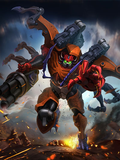 Rampage (Beast Wars)