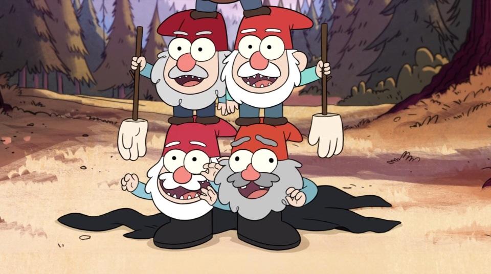 Gnomes (Gravity Falls)
