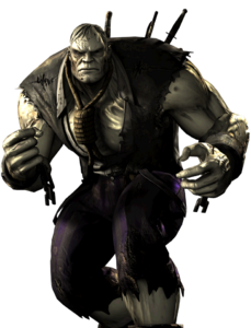 Solomon Grundy Main Universe