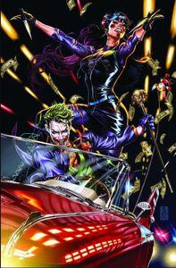 The Joker Vol 2 1 Textless Mark Brooks Team Variant