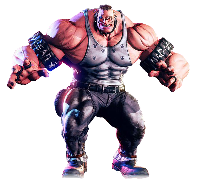 Abigail (Final Fight)