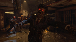 Blood of the Dead Zombies