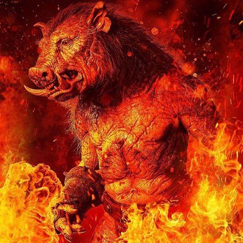 Gruagach (Hellboy 2019)