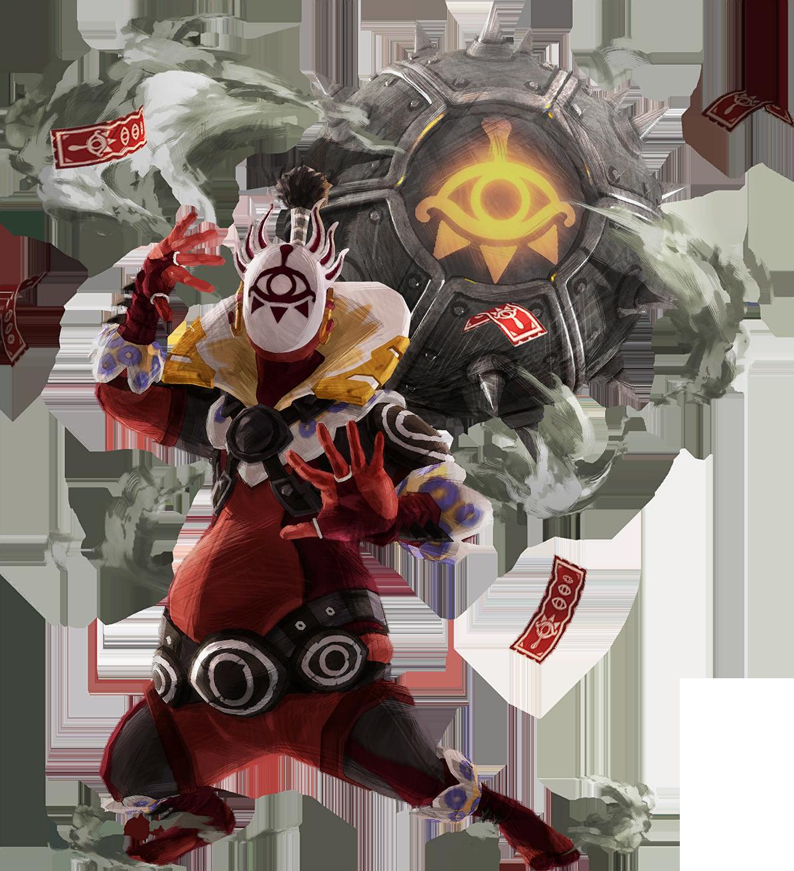 Master Kohga Villains Wiki Fandom