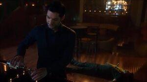 Lucifer meets THE REAL SINNERMAN!! - Lucifer S03E10