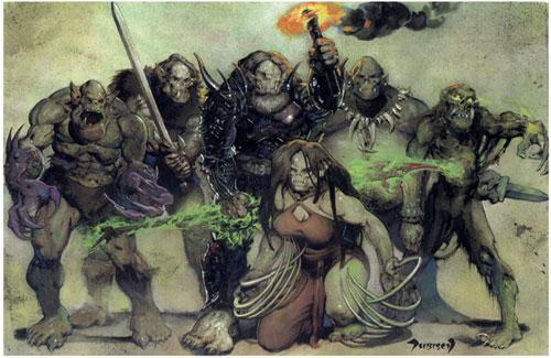Orcs (folklore)