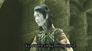 Shadow Of The Colossus Ending Dormin Battle