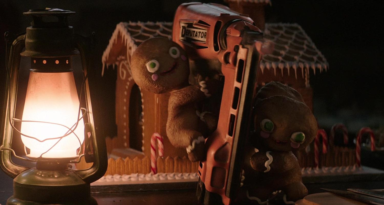 Krampus' Gingerbread Men