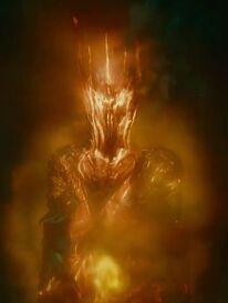 The Hobbit-Sauron