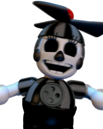 Dee Dee (Five Nights at Freddy's)