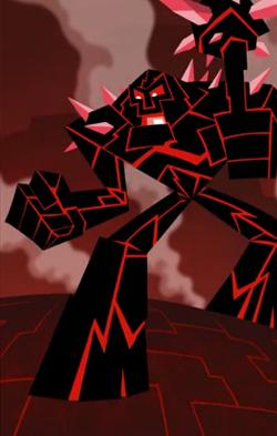 Lava Monster (Samurai Jack)