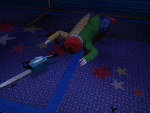 Adam the clown dead