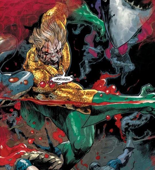 Aquaman (DCeased)