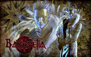 Balder Bayonetta Poster