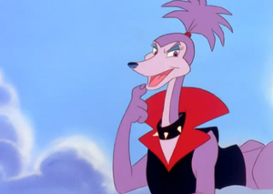 Belladonna in the series