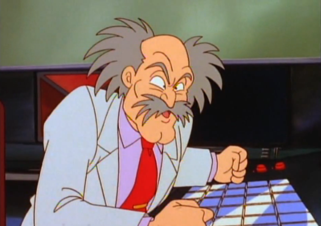 Dr. Wily (Mega Man TV Series)