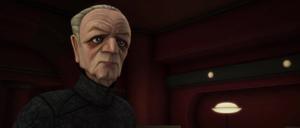 Chancellor Palpatine personal