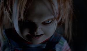 Chucky's menacing stare