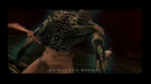 Devil May Cry 2 Mission 13 Lucia vs Possessed Arius - Argosax