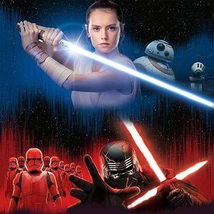 Rise of Skywalker promo banner