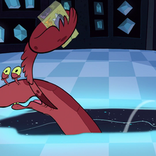 S1E8 Lobster minion sucked into black hole.png
