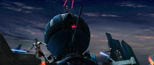 Ventress octuptarra magna tri-droid