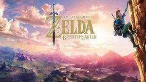 Waterblight Ganon Battle (The Legend of Zelda Breath of the Wild OST)