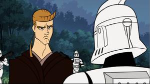 Anakin sergeant