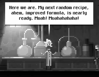 Chemist (Zombie Night Terror)
