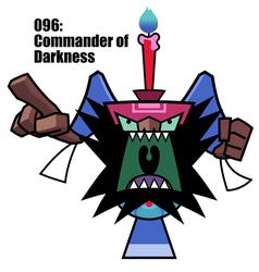 Commander of Darkness