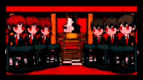 Dangan Ronpa - Mr