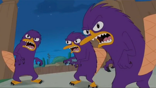Monster clones