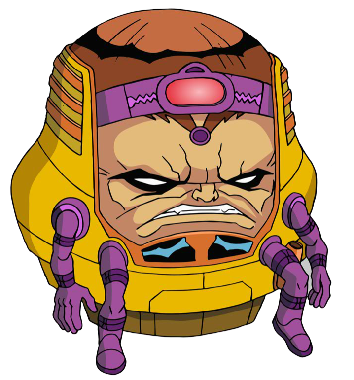 MODOK (Phineas and Ferb)