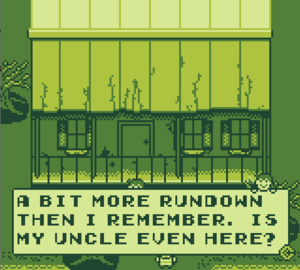 The Uncle's Cabin Fishing 1