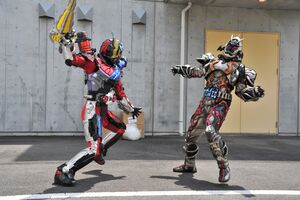 Another Fourze 2