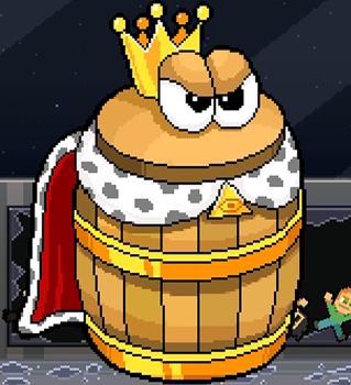 Barrel King