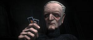 Chancellor Palpatine bio-chips