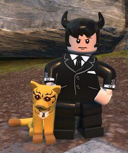 Klarion Bleak Lego Batman 0001