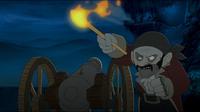 Merolick cannon