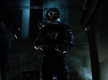 Mr. Freeze in Gotham.